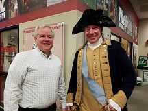 Master Your Finances with Kurtis Baker. We are here with the man, the myth, the legend, General Washington!
